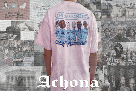 In Achona, I have found my voice and subsequently found myself.