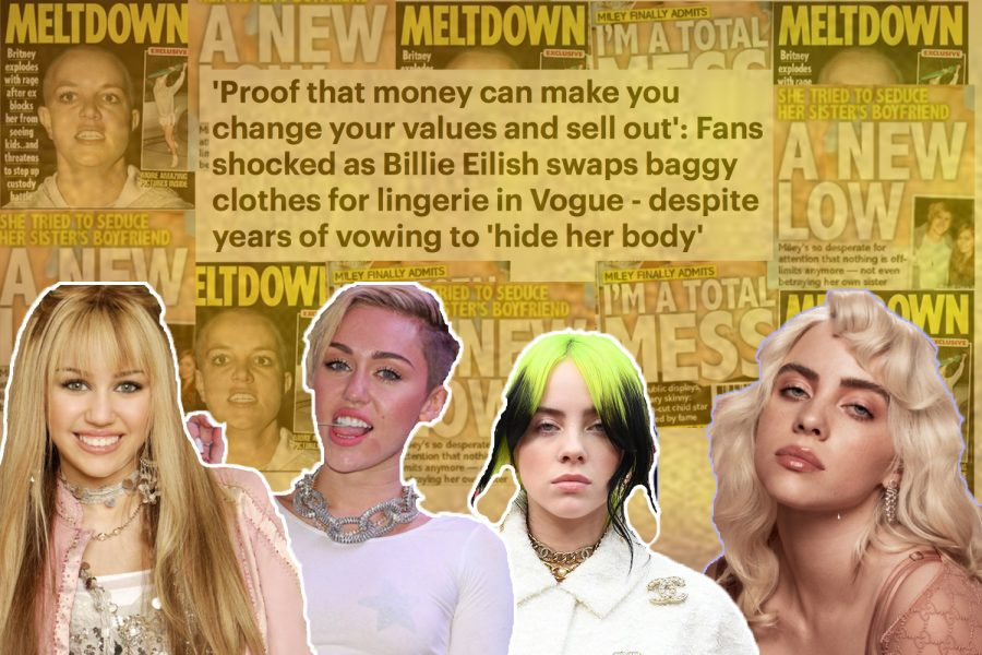 Miley Cyrus' famous transition into her adult career at the MTV VIdeo Music Awards in 2013 sent the internet ablaze, with people tweeting 306,100 tweets per minute during the performance.