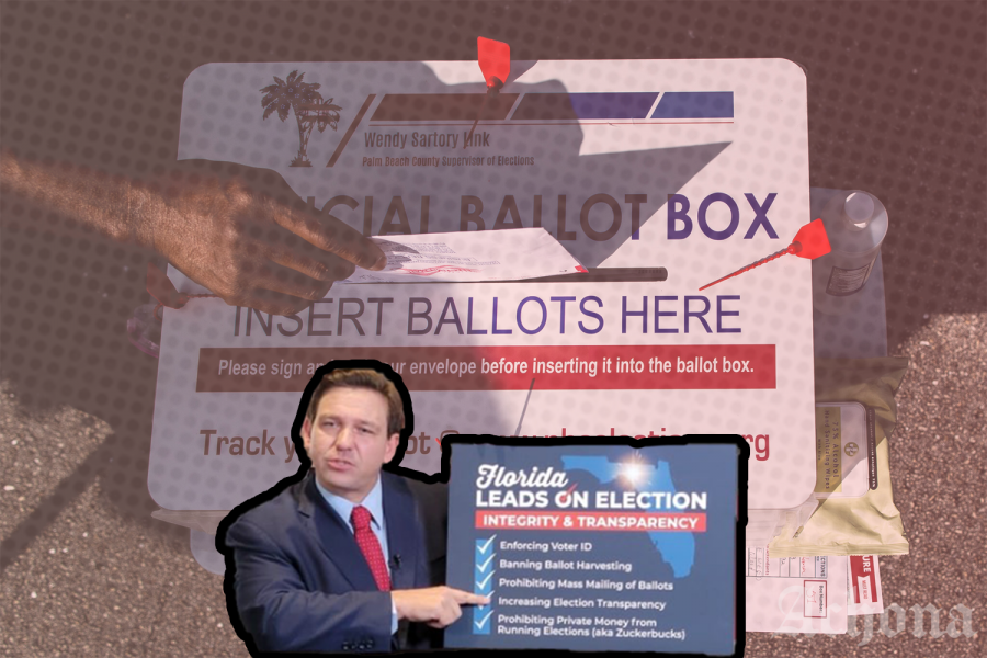 FL Governor Ron DeSantis recently signed a voting restriction bill into law.
