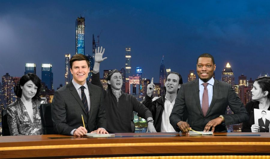 Saturday Night Live has been on for nearly 50 years.