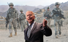 Biden's plan will end the U.S.'s participation in twenty years of conflict.