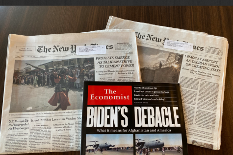Headlines of the Afghanistan conflict have been over the newspapers all over the world.