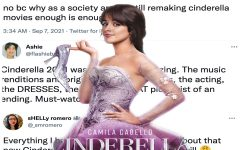 Many fans took to Twitter to share their opinions about the new Cinderella.