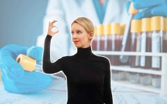 Theranos founder, Elizabeth Holmes, could face up to 20 years in prison if she is found guilty of fraud.
