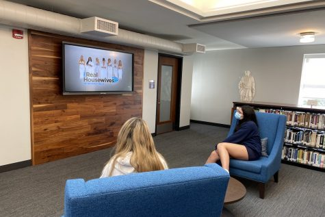 Students watch drama unfold in Beverly Hills.