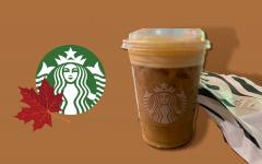 Starbucks Fall 2021 Pumpkin Creme Cold Brew