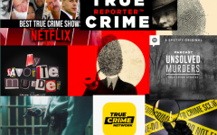 Mikayla Croissant (22) says, I discovered true crime in middle school and Ive loved it ever since. As a pretty sheltered middle schooler, watching true crime media gave me a way to see real things happening in the world. I also love the thrill of it.