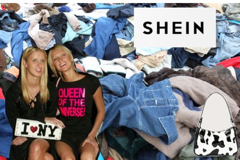 Fast fashion companies such as SHEIN are hurting the exclusivity of vintage clothes.