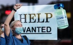 The pandemic has contributed to long term effects in employment.