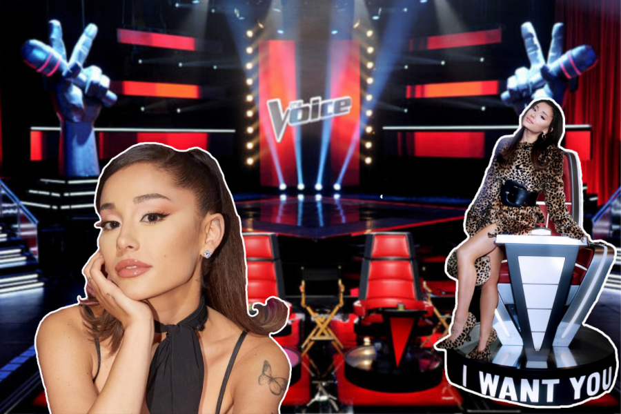 Ariana Grande is set to bring a big impact to The Voice.