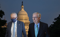 Senate majority leader Chuck Schumer and minority leader Mitch McConnell were two key players in the debate over raising the debt ceiling.