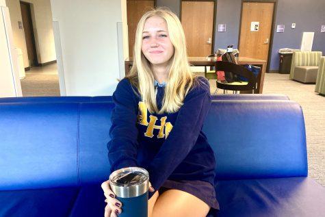 Skye Larkowski shares about her unique finish culture