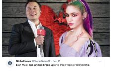 Grimes and Elon breakup after 3 years together.