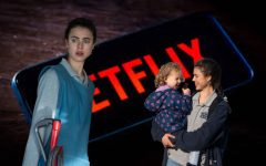 Netflixs new show MAID stars Margaret Qualley as a homeless mother who will do anything for her child.